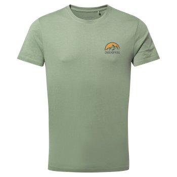 Craghoppers Mightie Short Sleeved T-Shirt - Sage NHB