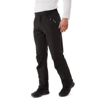 Craghoppers Stefan Trousers Black