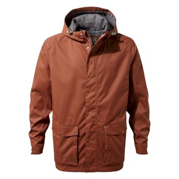 Craghoppers Kiwi Classic Jacket Burnt Umber