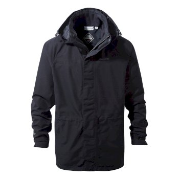 0cbbad44fd9 Craghoppers Ashton GORE-TEX® Interactive Jacket Black