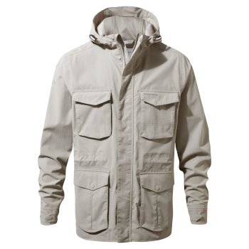 Craghoppers NosiLife Forester Jacket - Parchment