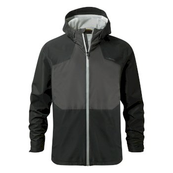 Craghoppers Apex Jacket Black / Black Pepper