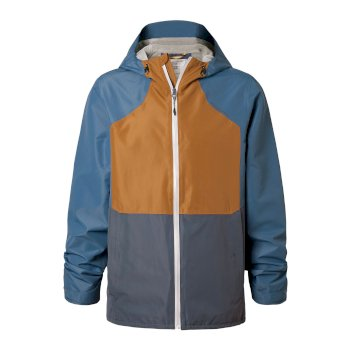 Craghoppers Apex Jacket Ocean Blue / Ombre Blue