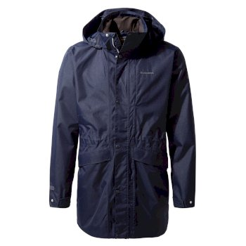Craghoppers Brae Jacket Blue Navy