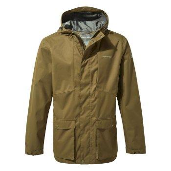 Craghoppers Kiwi Classic II Jacket - Dark Moss