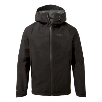Craghoppers Caleb GoreTex Jacket - Black