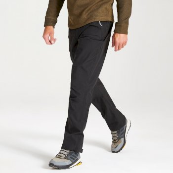 Craghoppers Stefan Trousers - Black