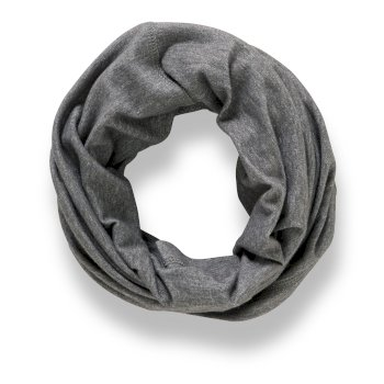 Craghoppers NosiLife Tube Scarf - Black Pepper Marl