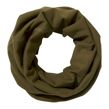 Craghoppers NosiLife Tube Scarf - Dark Moss