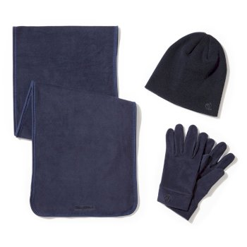 Craghoppers Essential II Fleece Set - Dark Navy