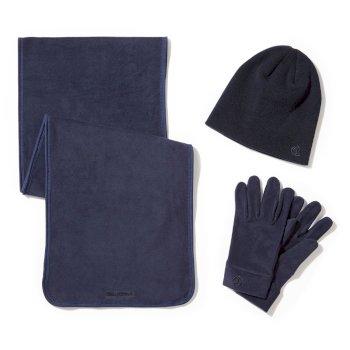 Craghoppers Essential II Fleece Set - Dark Navy