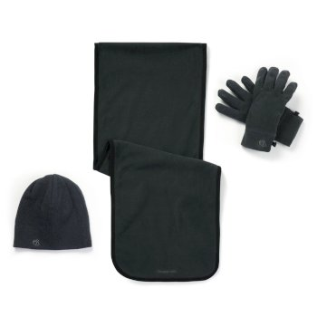 Craghoppers Essential II Fleece Set - Black Pepper