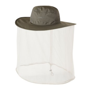 Craghoppers NosiLife Ultimate Hat - Dark Khaki
