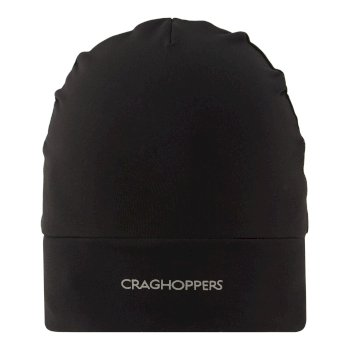 Craghoppers Meridian Softshell Hat - Black