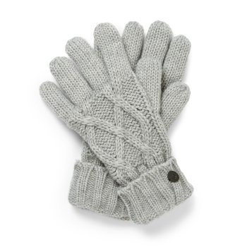 Craghoppers Unisex Dolan Gloves Soft Grey Marl