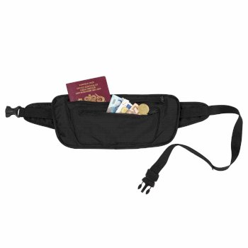 Craghoppers Money Belt - Black