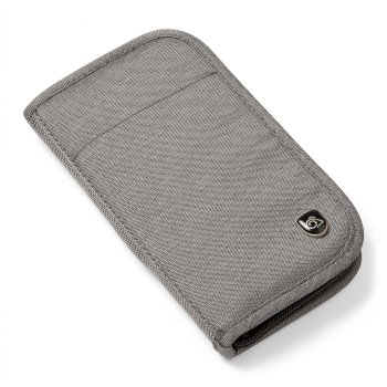Craghoppers Travel Wallet - Quarry Grey