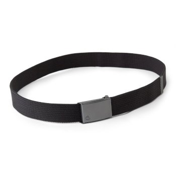 Craghoppers Explorer Belt - Charcoal