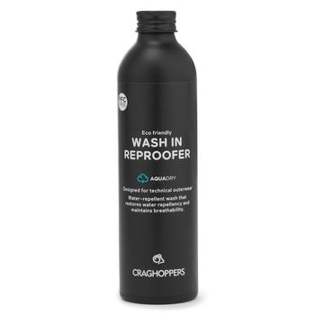 Craghoppers Wash in Proofer - Black