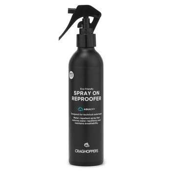 Craghoppers Spray on Proofer - Black