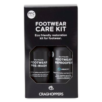 Craghoppers Footwear Kit - Black