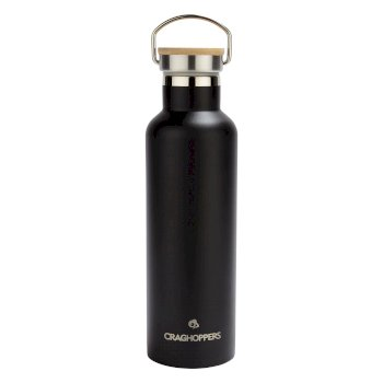 Craghoppers Insulated Water Bottle - Black