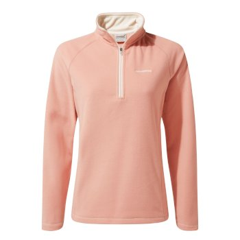 Craghoppers Miska V Half-Zip Fleece - Rosette