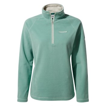 Craghoppers Miska V Half-Zip - Sea Breeze