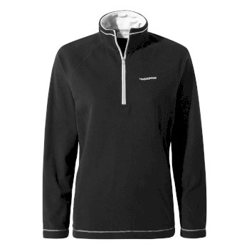 Craghoppers Miska V Half-Zip Fleece - Black