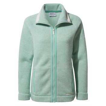 Craghoppers Alphia Fleece Jacket - Sea Breeze Marl