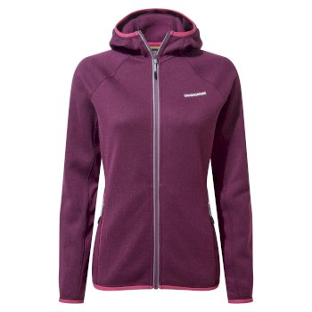 Craghoppers Mannix Jacket - Blackcurrant