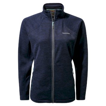 Craghoppers Stromer Fleece Jacket - Blue Navy