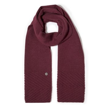 Craghoppers Maria Knit Scarf - Wildberry