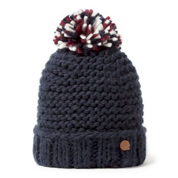 Caterina Hat - Blue Navy