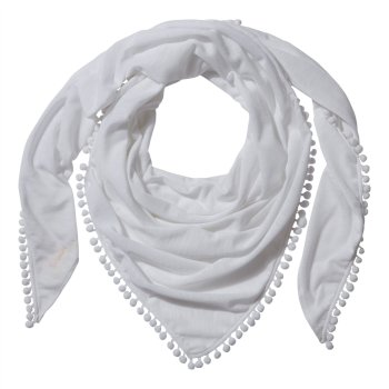 Craghoppers NosiLife Florie Scarf - Optic White