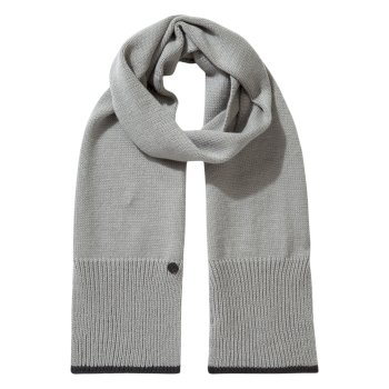 Craghoppers Faith Scarf - Soft Grey Marl