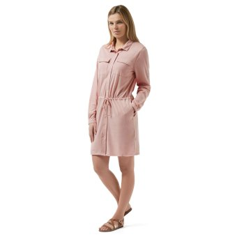 Craghoppers NosiLife Daku Dress - Blossom Pink