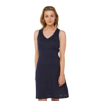 Craghoppers NosiLife Sienna Dress - Blue Navy