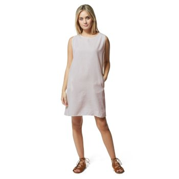 Craghoppers Lara Dress - Seashell Pink