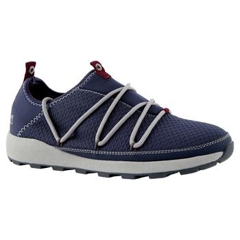 Craghoppers Lady Locke Packaway Shoe - Blue navy