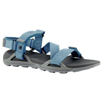 Craghoppers Lady Locke Sandal - Cloud Grey / Harbour Blue