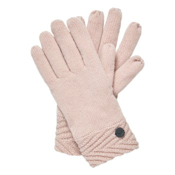 Craghoppers Maria Knit Glove Blossom Pink