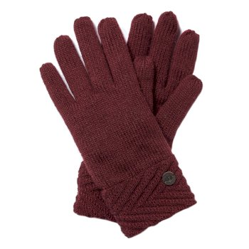 Craghoppers Maria Knit Glove - Wildberry
