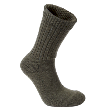 Craghoppers Womens Hiker Socks - Woodland Green