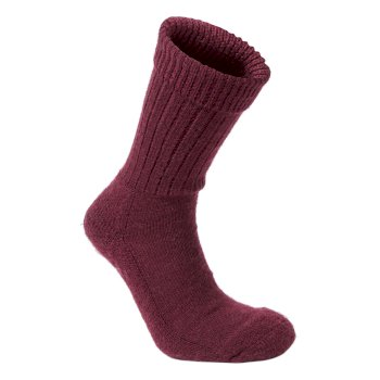 Craghoppers Womens Hiker Sock - Wildberry