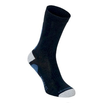 Craghoppers NosiLife Adventure Sock - Dark Navy