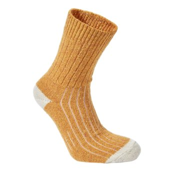 Nevis Walking Socks - Spiced Copper