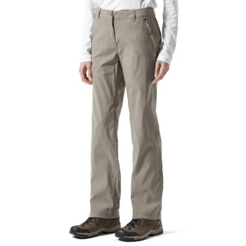 Craghoppers Kiwi ProLite Stretch Trousers Mushroom