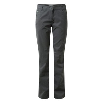 Craghoppers Kiwi Pro Stretch Lined Trousers Graphite