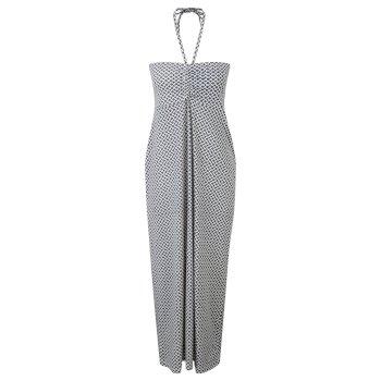 Craghoppers NosiLife Aurora Long Skirt  Dress Soft Navy Combo